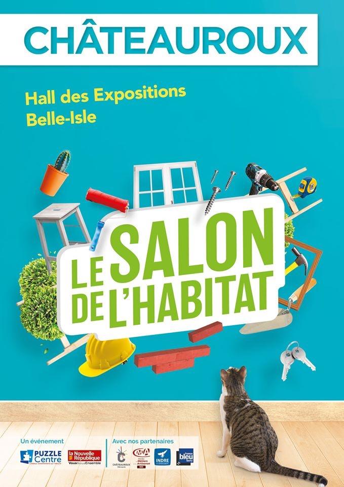 ÉCHOBAT au Salon de l'Habitat de Châteauroux