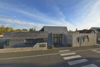 Une nouvelle maison de santé qui mise sur l'écoconstruction solidaire