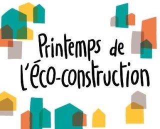 ÉCHOBAT est partenaire du Printemps de l'Écoconstruction en Bretagne